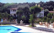 Foto Appartementen Papoulas in Liapades ( Corfu)
